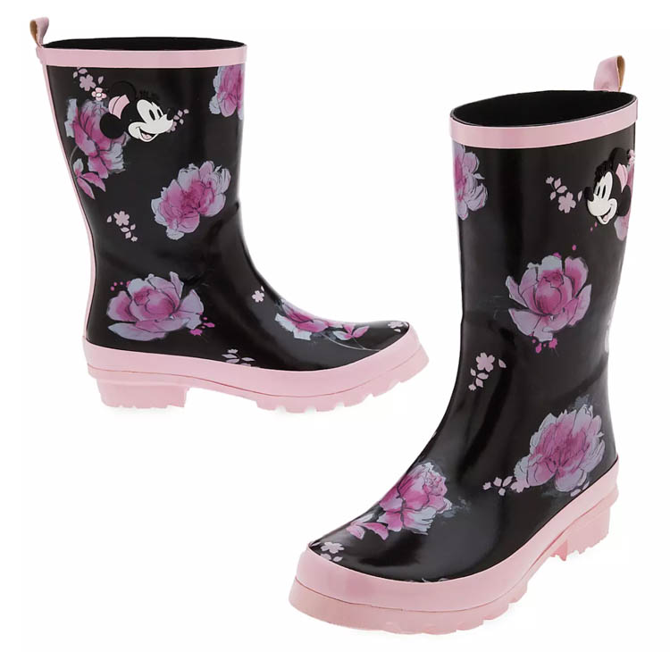 Disney Floral Minnie Mouse Collection