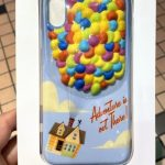 We are LOVING This New High-Flying, Colorful Phone Case in Disneyland!
