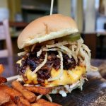 Get The Meaty Deets On Uva Bar's New Burger of the Month at Disneyland Resort!