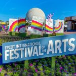This Fan-Favorite Treat Has Gotten a Colorful Twist for the Epcot Festival of the Arts!