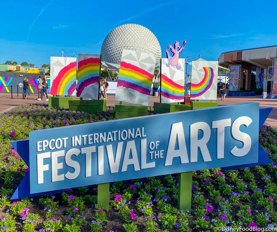 Epcot International Festival Of The Arts The Disney Food Blog