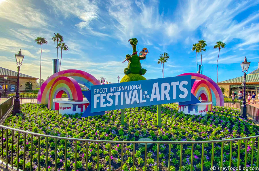 News Dates Announced For Taste Of Epcot International Festival Of The Arts The Disney Food Blog