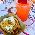 Review! Golden Dreams Is Back at the Disney California Adventure Food and Wine Festival — and With a Brand New MENU!