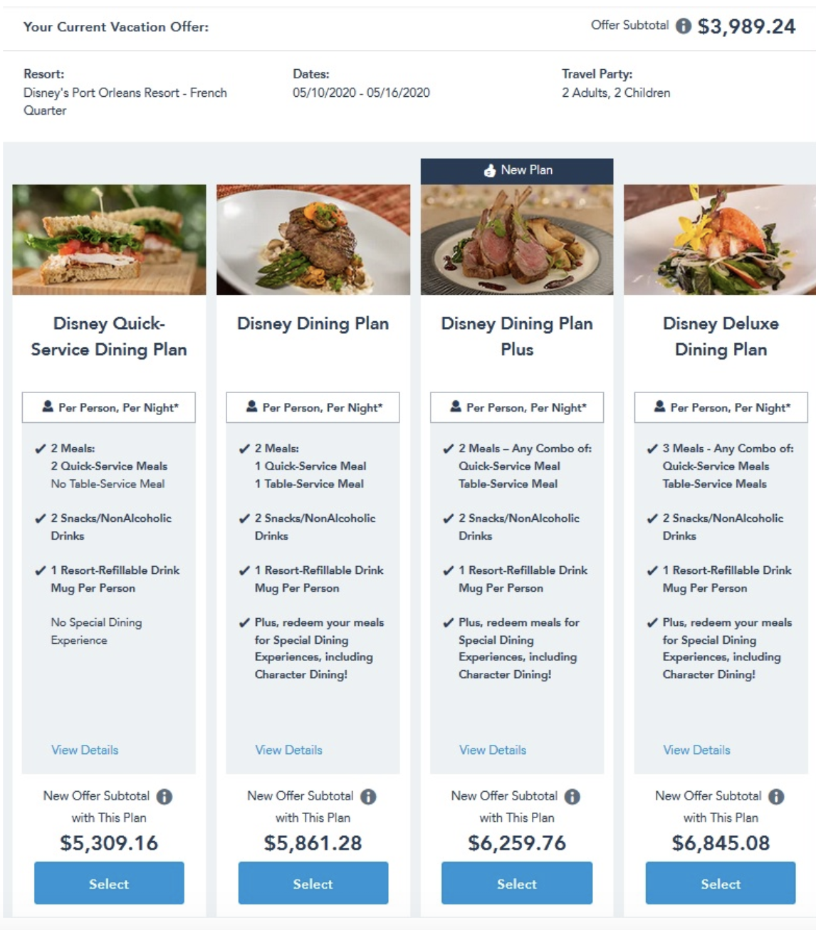 Disney World Just Released A New Disney Dining Plan Plus Option Is It A Game Changer Get All The Details Here The Disney Food Blog