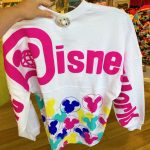 The NEW Colorful Balloon Spirit Jersey Has Made Its Way to Disney World!