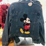 Spotted: New Retro Mickey Mouse Denim Jacket in Disney World!