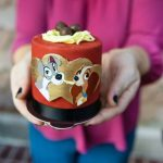 They Fit HOW Many Layers Into This Tiny Cake in Disney World?