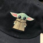 Complete Your Baby Yoda Themed Outfit With This New Hat in Disney World!