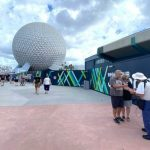 A New Disney Permit Shows that Work Is Continuing on Future World in EPCOT