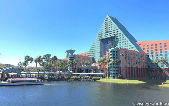 The Disney World Swan and Dolphin Resort Has Special Offers For Nurses and Teachers!