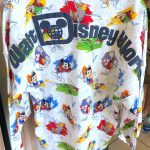 One of the Most Colorful Spirit Jerseys EVER Has Made Its Debut in Disney World!