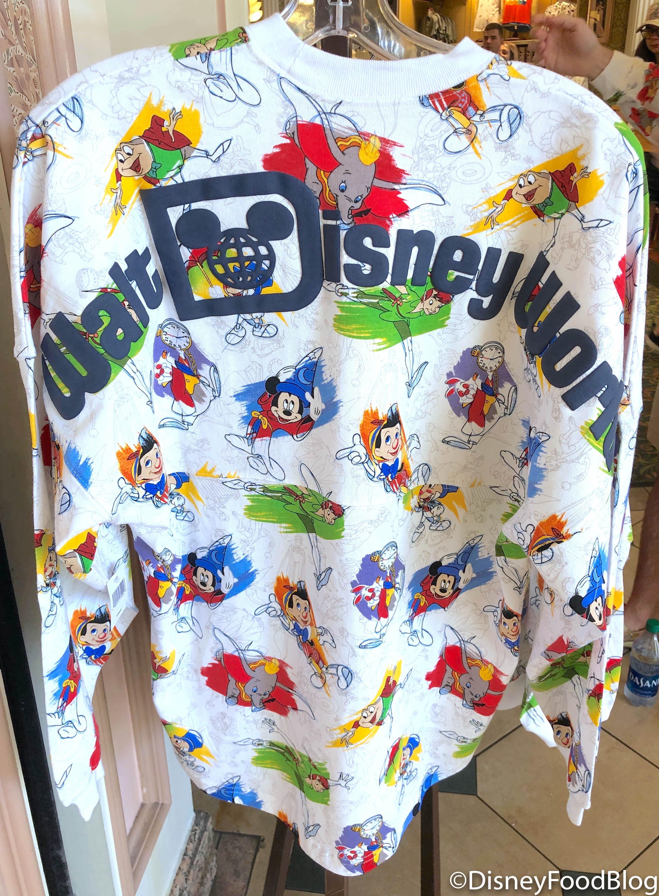 Disneyland Mickey Mouse Patriotic Spirit Jersey Medium Red White Blue July 4th