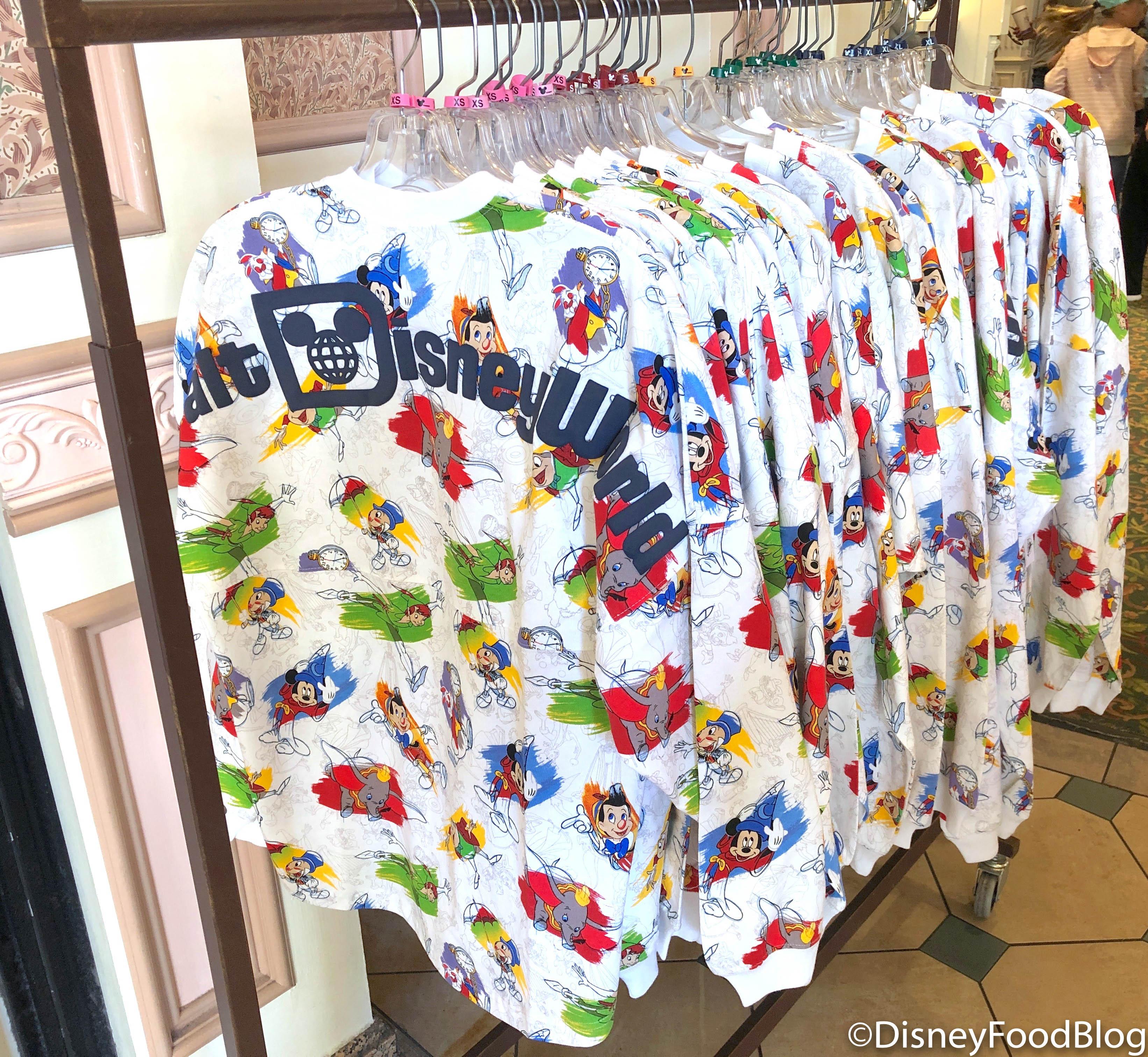 Disney World Christmas Red Sprinkles Treat Spirit Jersey Shirt XS In Hand