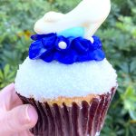 Bibbidi Bobbidi BLUE! You Have to Check Out The Newest Cinderella Cupcake at Disney World!