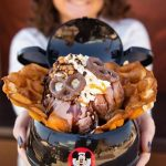 Find Out Where — and WHEN — To Get A Bubble Waffle In the NEW Mickey Ear Hat Souvenir Bowl in Disney World!