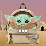 Just When We Thought Baby Yoda Couldn't Get Cuter … Loungefly Redesigns 'The Child' Backpack!