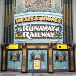 All Aboard the Excitement TRAIN! There's a NEW Poster in the Countdown to Mickey and Minnie's Runaway Railway in Disney World!