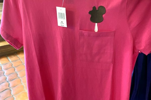 Spotted! New Icon Shirts (Including One With a Mickey Ice Cream Bar) in Disneyland!