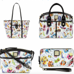A New Ink & Paint Dooney and Bourke Collection Is Coming to the Disney Parks Soon!