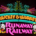 Yet ANOTHER Poster Celebrating Disney World's New Mickey and Minnie's Runaway Railway Attraction Has Debuted!
