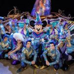 Here's A Behind the Scenes Look at the Choreography for Disneyland's NEW Magic Happens Parade!