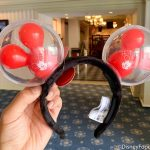 Spotted! More Mickey Balloon Merch in Disney World!