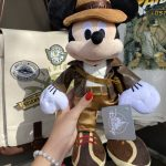 Spotted! New Indiana Jones Mickey Mouse Plush in Disney World Is Ready for an Adventure