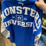 Spotted: There's a New Spirit Jersey in Disneyland Resort… And It's a MONSTER!