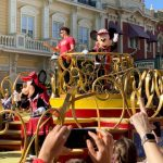 Take a Look at How The Super Bowl Celebration Went Down in Disney World TODAY!
