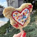 A Classic Confection Gets a Valentine's Day Makeover in Magic Kingdom