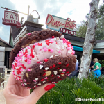 The NEW Ice Cream Sandwich in Disney's Animal Kingdom Is Our Favorite Valentine's Day Treat So Far!