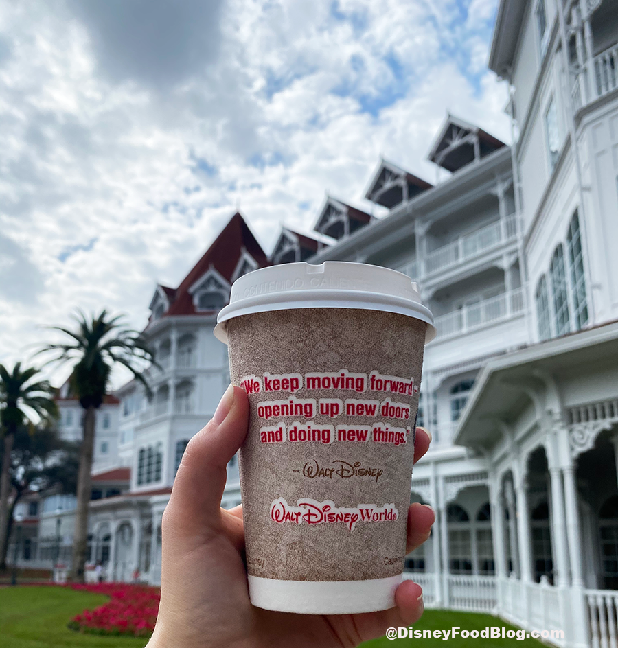 REVIEW! We Found A Chocolate-Dipped Strawberry Coffee In