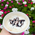 REVIEW! We Found a Chocolate-Dipped Strawberry Coffee in Disney World!