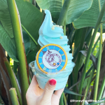 Review and Photos: The SPARKLIEST New Ice Cream Treat Is HERE in Disney World…And We've Got the Scoop!