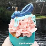 We're Ready to Catch a Flight to Disney World JUST to Snap a Pic of This New Cinderella Cupcake!