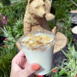 REVIEW! A Maple Popcorn Milkshake with WHISKY?! See What Else This Booth Is Serving at the 2020 Epcot Flower and Garden Festival