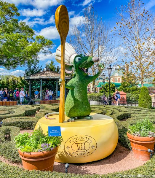 BREAKING NEWS: Disney World's Epcot Food and Wine Festival Is BACK! And It Starts SOON!