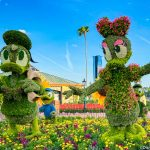 ALL Of The Topiaries Coming to the EPCOT Flower and Garden Festival This Year!