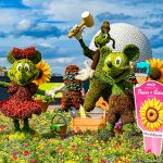 News: MENUS Announced for EPCOT's 2021 Flower and Garden Festival