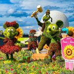 Review! Joffrey's is Bringing Some Springtime Flavor to the Epcot Flower and Garden Festival!