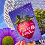 We CAN'T STOP Thinking About This New Funnel Cake at the Epcot International Flower and Garden Festival!