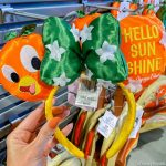 The Orange Bird Flower and Garden Ears Have SOLD OUT in EPCOT!