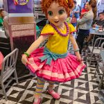DFB Review: We Had Breakfast With Fancy Nancy at Hollywood and Vine in Disney World!