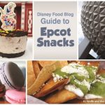 Grand Launch and a DISCOUNT! Get the FULLY UPDATED 2020 DFB Guide to Epcot Snacks Today!