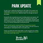 NEWS! SeaWorld Parks Announce Temporary CLOSURE