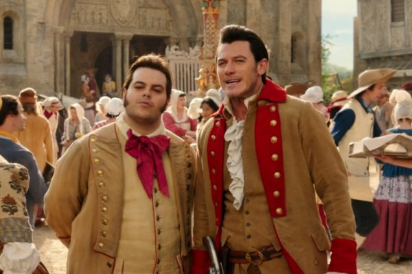 We're OFFICIALLY Getting a Gaston and LeFou Series on Disney+