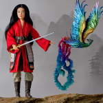 The NEW Limited Edition Live Action Mulan Doll Has Arrived!