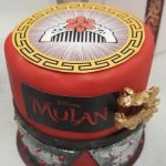 New 'Mulan'-Inspired Mini Cake Coming to Disney Springs!
