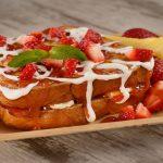 Disney Recipe: Make Disney World's Cream Cheese and Guava Stuffed French Toast!