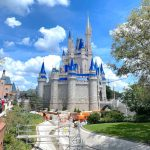Progress Update! Take a Look at the Cinderella Castle Makeover Happening in Disney World!